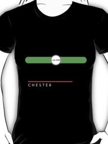 Chester station T-Shirt