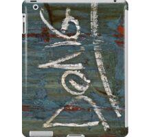 DONG iPad Case/Skin