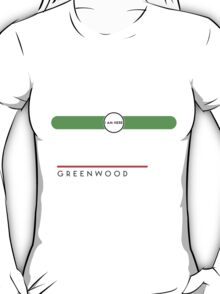 Greenwood station T-Shirt