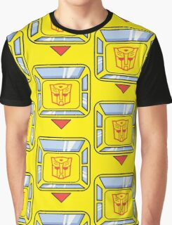Transformers - Bumblebee Graphic T-Shirt