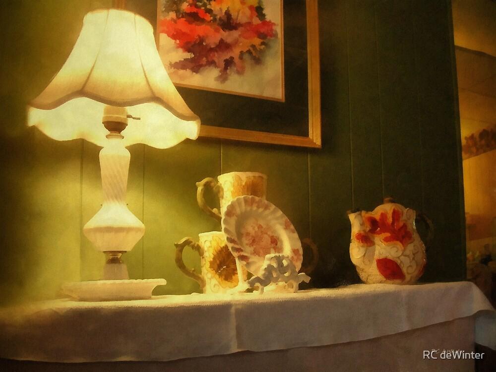 Lamplight by RC deWinter