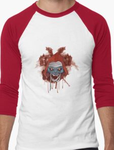 The Undead Men's Baseball ¾ T-Shirt