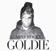 A$AP Rocky - Goldie  by Jdoum