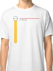 Finch station Classic T-Shirt