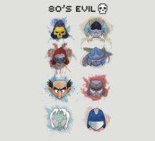 80's Evil by Joseph Payton