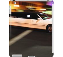 Limo driving iPad Case/Skin
