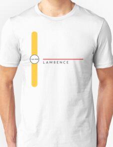 Lawrence station Unisex T-Shirt