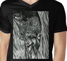Muninn Mens V-Neck T-Shirt