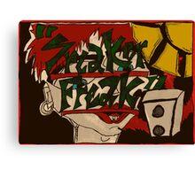 Speaker Freak - Freakin' Out! Canvas Print