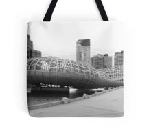 Webb bridge docklands Tote Bag