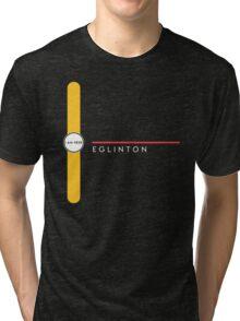 Eglinton station Tri-blend T-Shirt