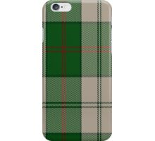 01129 Uist Green Fashion Tartan Fabric Print Iphone Case iPhone Case/Skin