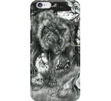 Fenrir iPhone Case/Skin