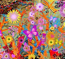 The Magic of Spring by artqueene