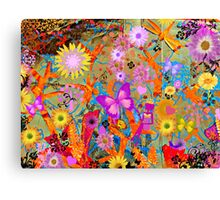 The Magic of Spring Canvas Print