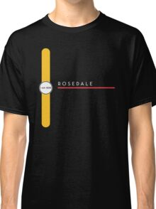 Rosedale station Classic T-Shirt