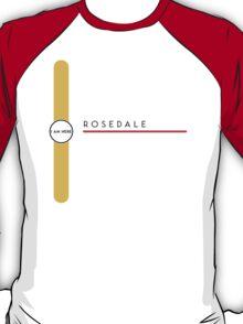 Rosedale station T-Shirt