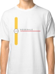 Rosedale station Classic T-Shirt