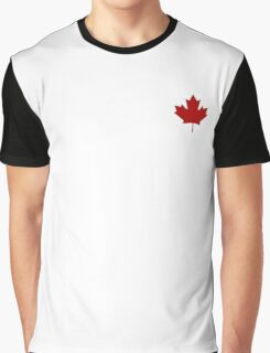 Canada Maple Leaf Graphic T-Shirt