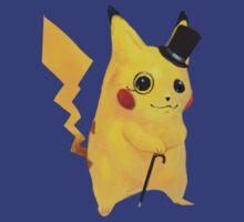 Gentlemon Pikachu by Trionics