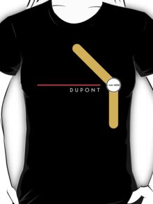 Dupont station T-Shirt