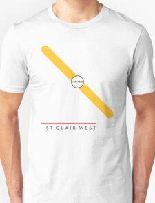 St. Clair West station T-Shirt