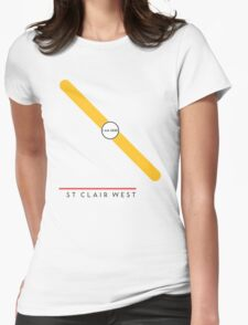St. Clair West station T-Shirt