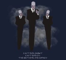 The Gentlemen are coming by T-Shirt