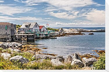 Indian Harbour by PhotosByHealy