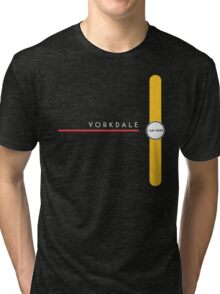 Yorkdale station Tri-blend T-Shirt
