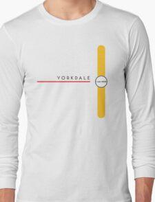Yorkdale station Long Sleeve T-Shirt