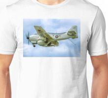 Fairey Gannet AEW.3 XL502 G-BMYP Unisex T-Shirt