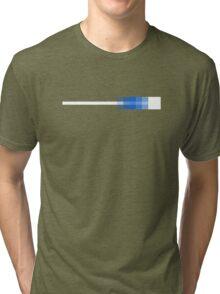 Bleep Bloop Blue Tri-blend T-Shirt