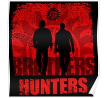Brother Hunters Poster