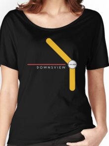 Downsview station (2016–) Women's Relaxed Fit T-Shirt