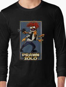 Prawn Solo Long Sleeve T-Shirt