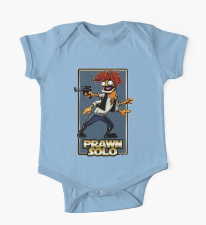 Prawn Solo One Piece - Short Sleeve
