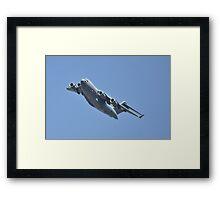 RAAF C17A's Framed Print
