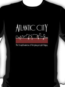 Atlantic City Boardwalk T-Shirt