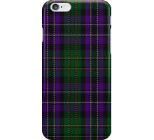 01158 Concord Green Fashion Tartan Fabric Print Iphone Case iPhone Case/Skin