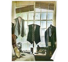 The Tailor Shop Poster