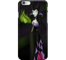 Mistress of all Evil iPhone Case/Skin