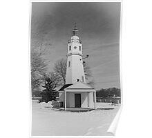 Kimberly Point Lighthouse Poster
