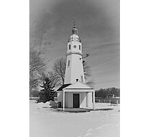 Kimberly Point Lighthouse Photographic Print