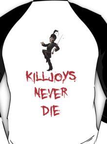 My Chemical Romance - Killjoys Never Die (The Black Parade) T-Shirt