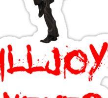 My Chemical Romance - Killjoys Never Die (The Black Parade) Sticker