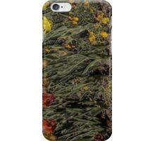 Plastic Flowers iPhone Case/Skin