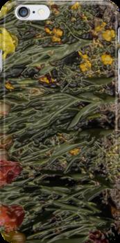 Plastic Flowers by ixachilan