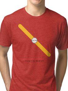 Finch West station Tri-blend T-Shirt