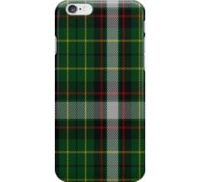 01171 Rhubarb Flower Fashion Tartan Fabric Print Iphone Case iPhone Case/Skin